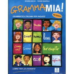 GrammaMia! – Grammatica italiana per ragazzi con esercizi