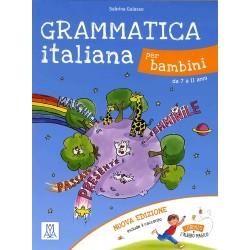 Grammatica italiana per bambini