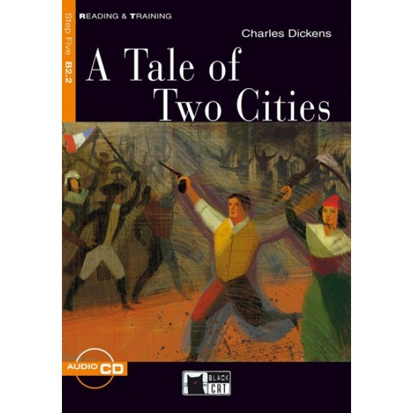 A Tale of Two Cities + Audio CD