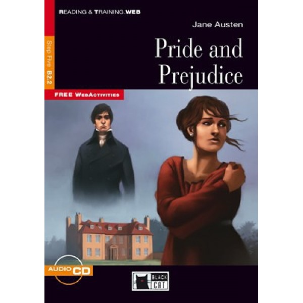 Pride and Prejudice + Audio CD