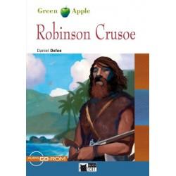 Robinson Crusoe + Audio CD-ROM