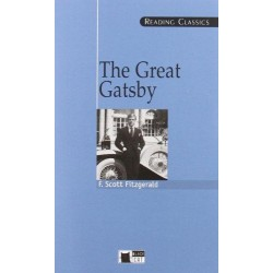 The Great Gatsby (Book + Audio CD)