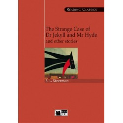 The Strange Case of Dr Jekyll and Mr Hyde (Book + Audio CD)