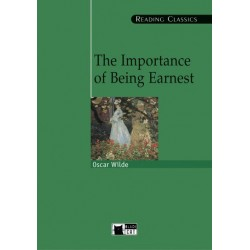 The Importance of Being Earnest (Book + Audio CD)