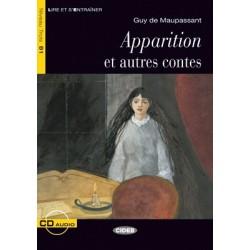 Apparition et autres contes + Audio CD