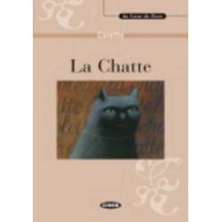 La Chatte, Livre + Audio CD