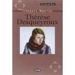 Thérèse Desqueyroux, Livre + Audio CD