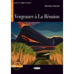 Vengeance à La Réunion + Audio CD