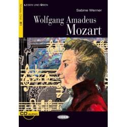 Wolfgang Amadeus Mozart + Audio CD