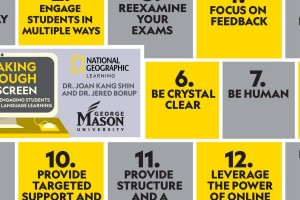 Online obuke za profesore engleskog jezika