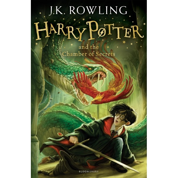 Harry Potter and the Chamber of Secrets 2/7