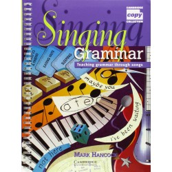 Singing Grammar + Audio CD