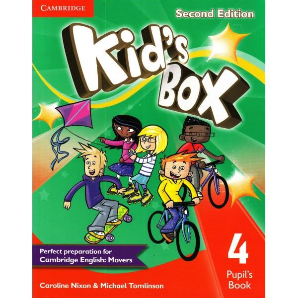 Kid's Box Level 4 Pupil's Book 2/ed
