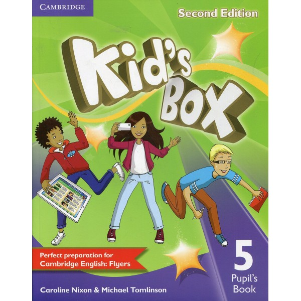 Kid's Box Level 5 Pupil's Book 2/ed