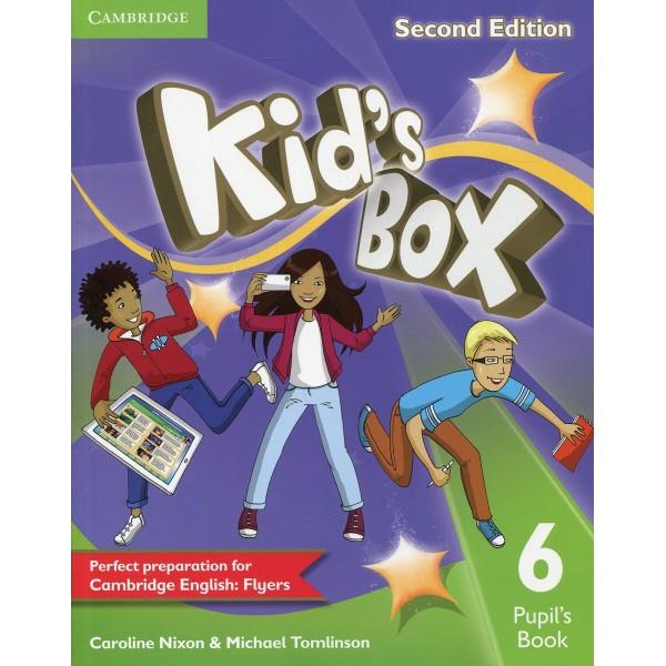 Kid's Box Level 6 Pupil's Book 2/ed