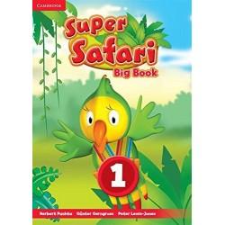 Super Safari Level 1 – Big Book