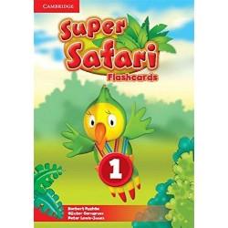 Super Safari Level 1 Flashcards