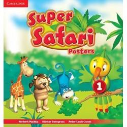 Super Safari Level 1 Posters