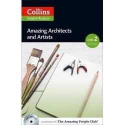 Amazing Architects & Artist (A2-B1) + Audio CD