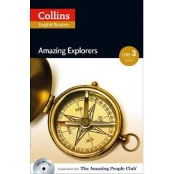 Amazing Explorers (B1) + Audio CD