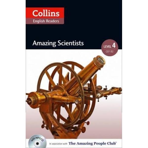 Amazing Scientists (B2) + Audio CD