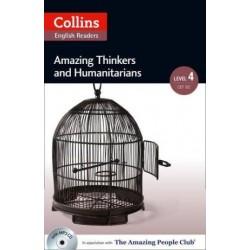 Amazing Thinkers & Humanitarians (B2) + Audio CD