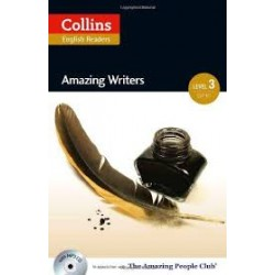 Amazing Writers (B1) + Audio CD