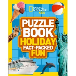 Puzzle Book Holiday: Fact-packed Fun