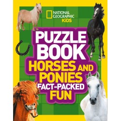 Puzzle Book Horses and Ponies: Fact-Packed Fun