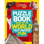 Puzzle Book What in the World: Fact-packed Fun