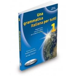 Una grammatica italiana per tutti 1