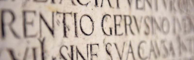 Latin phrases We Still Use Today