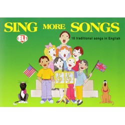 Sing more songs + CD