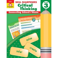 Skill Sharpeners: Critical Thinking, Grade 3