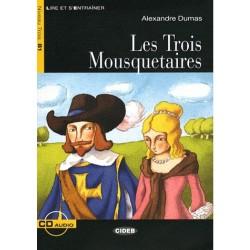 Les trois Mousquetaires + Audio CD