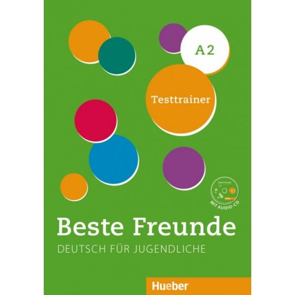 Beste Freunde A2 – Testtrainer mit Audio-CD
