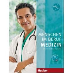 Menschen im Beruf - Medizin + CD