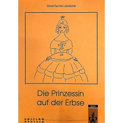 Die Prinzessin auf die Erbse