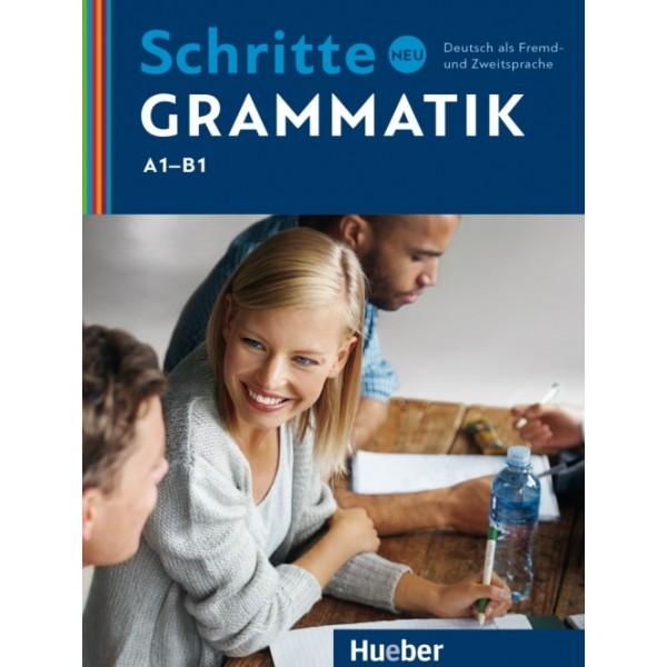 Schritte NEU Grammatik A1 - B1
