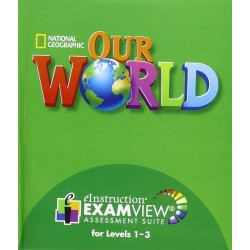 Our World ExamView Assessment Suite with Assessment Audio CD
