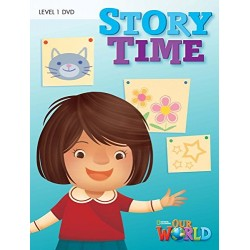 Our World 1 Readers: Story Time DVD