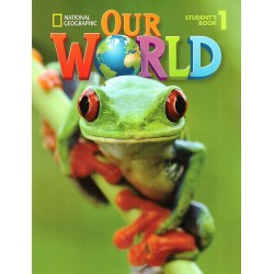Our World 1 Student's Book with CD-ROM