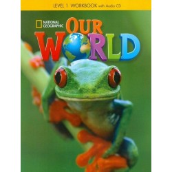 Our World 1 Workbook with Audio CD