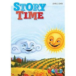 Our World 2 Readers: Story Time DVD
