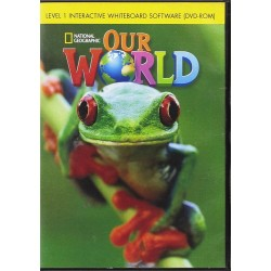 Our World 1 Interactive Whiteboard DVD