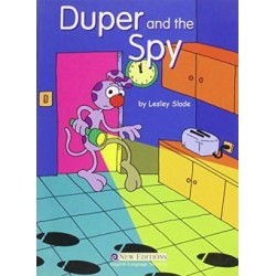 Duper and the Spy for Primary 2