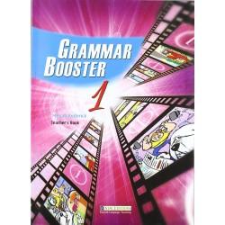 Grammar Booster 1 Teacher's Book with CD-ROM