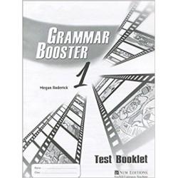 Grammar Booster 1 - Test Booklet