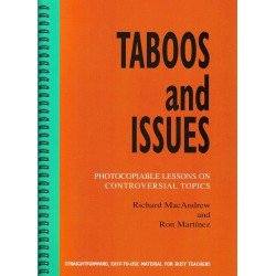 Taboos and Issues, Photocopiable Lessons