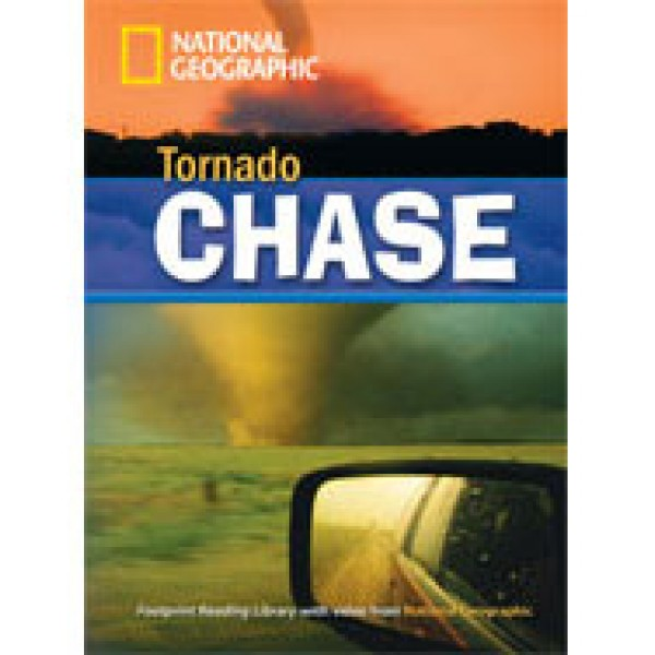 Tornado Chase with DVD